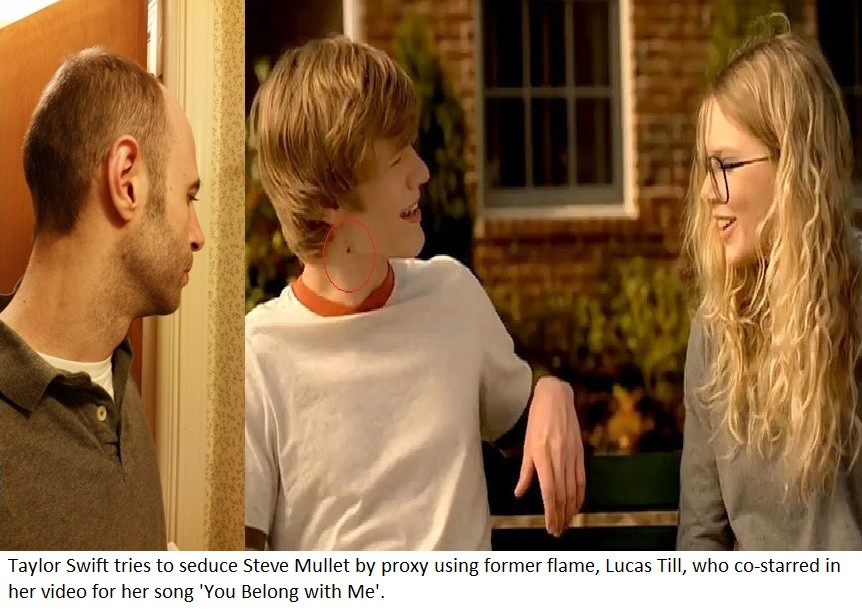 Taylor Swift Making Reference to Stephen Mullet through Lucas Till (w caption).jpg