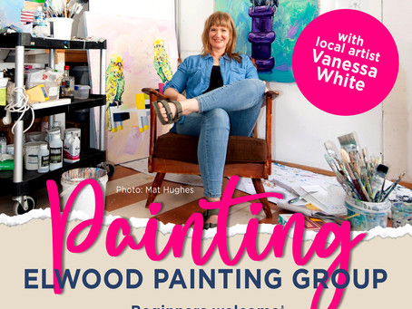 Elwood Painting Group Starts Wed 5th May