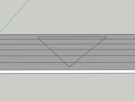 Use Triangles To Mark Your Workpieces In Order To Avoid Confusion Later