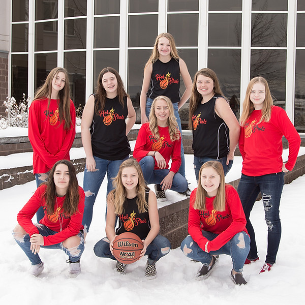 CFalls Girls Travel Basketball