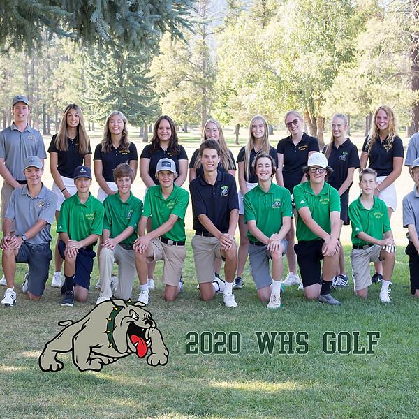 WHS Golf