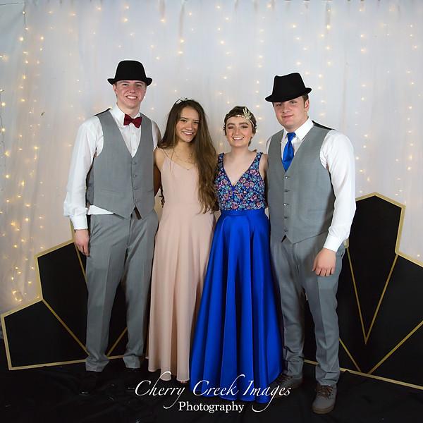 Columbia Falls Prom