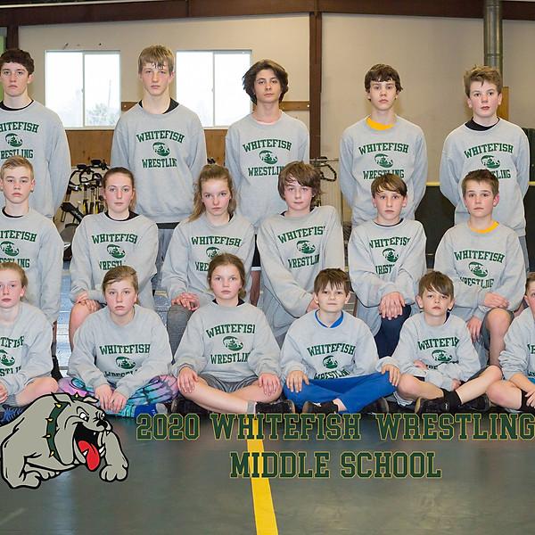 Whitefish Wrestling