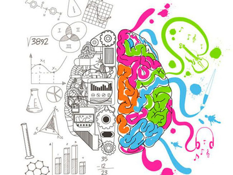 Smart in all the wrong ways: Being right-brained in a left-brain world
