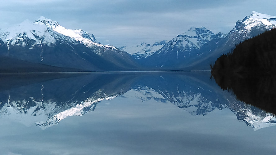 McDonald Lake reflections.jpg