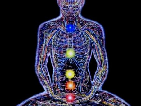We Have Chakras When We Go to Work