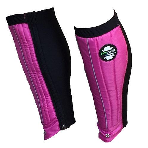 Shin Gaiter - Pink & Black
