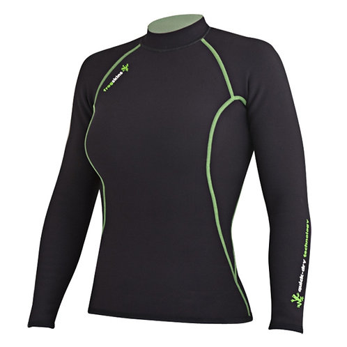 Women's Frogskins Long Sleeve Top