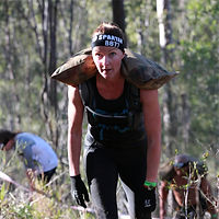 Janet Ann Smith - Obstacle racer