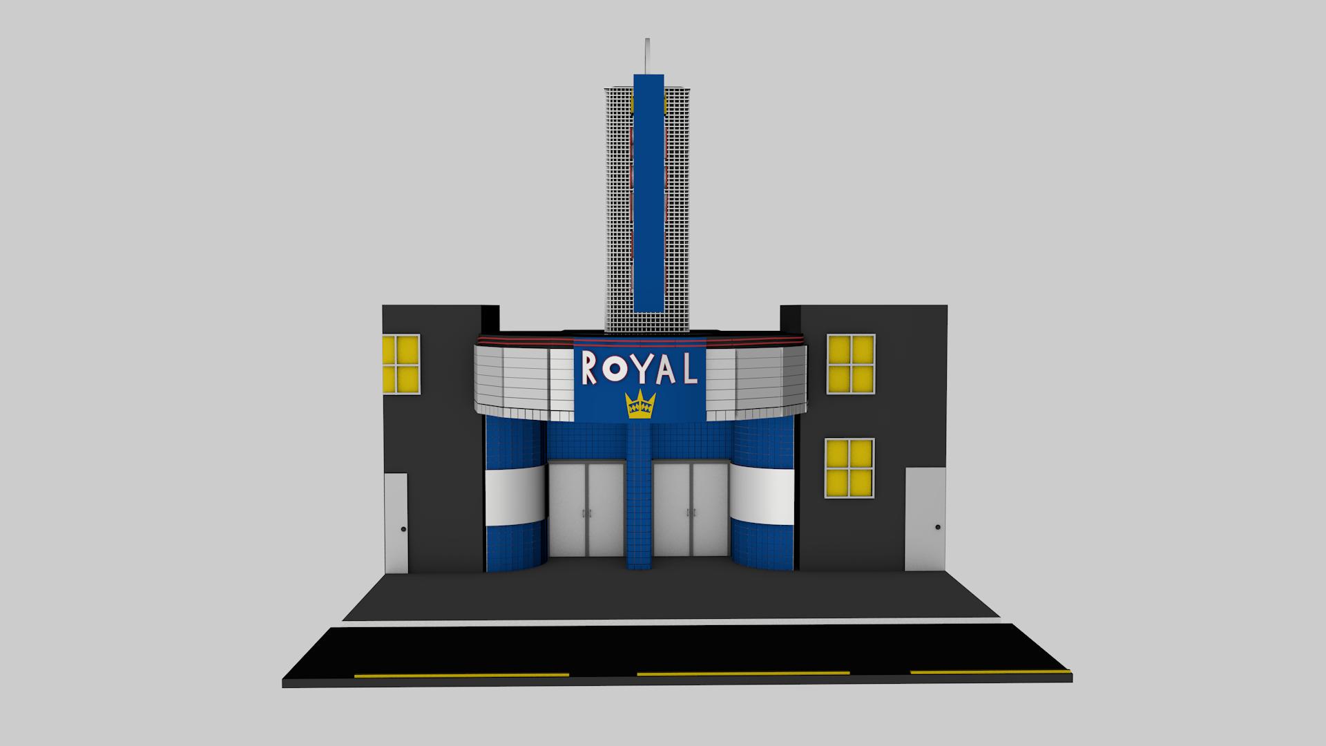 The Royal 3
