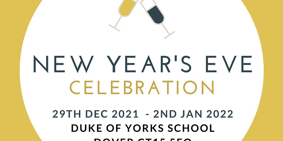 New Years Eve @ Duke Of Yorks