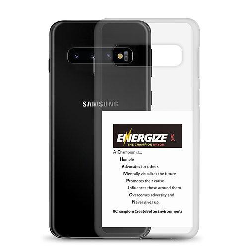 Champions are ... Samsung Case