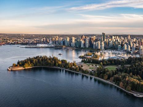 Modern Destinations Along the Pacific Northwest Coast