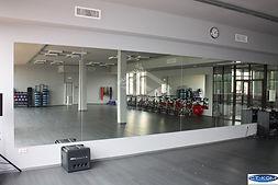 СТ-КОМ Зеркало для фитнеса и хореографии