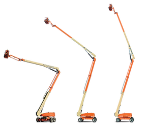 Nacelle à flèche articulée diesel JLG