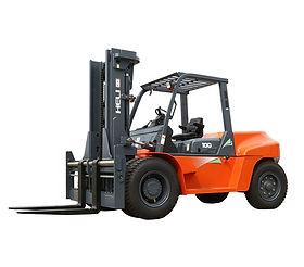Chariot élévateur thermique GPL ou Diesel Heli EP Maximal Royal Forklift