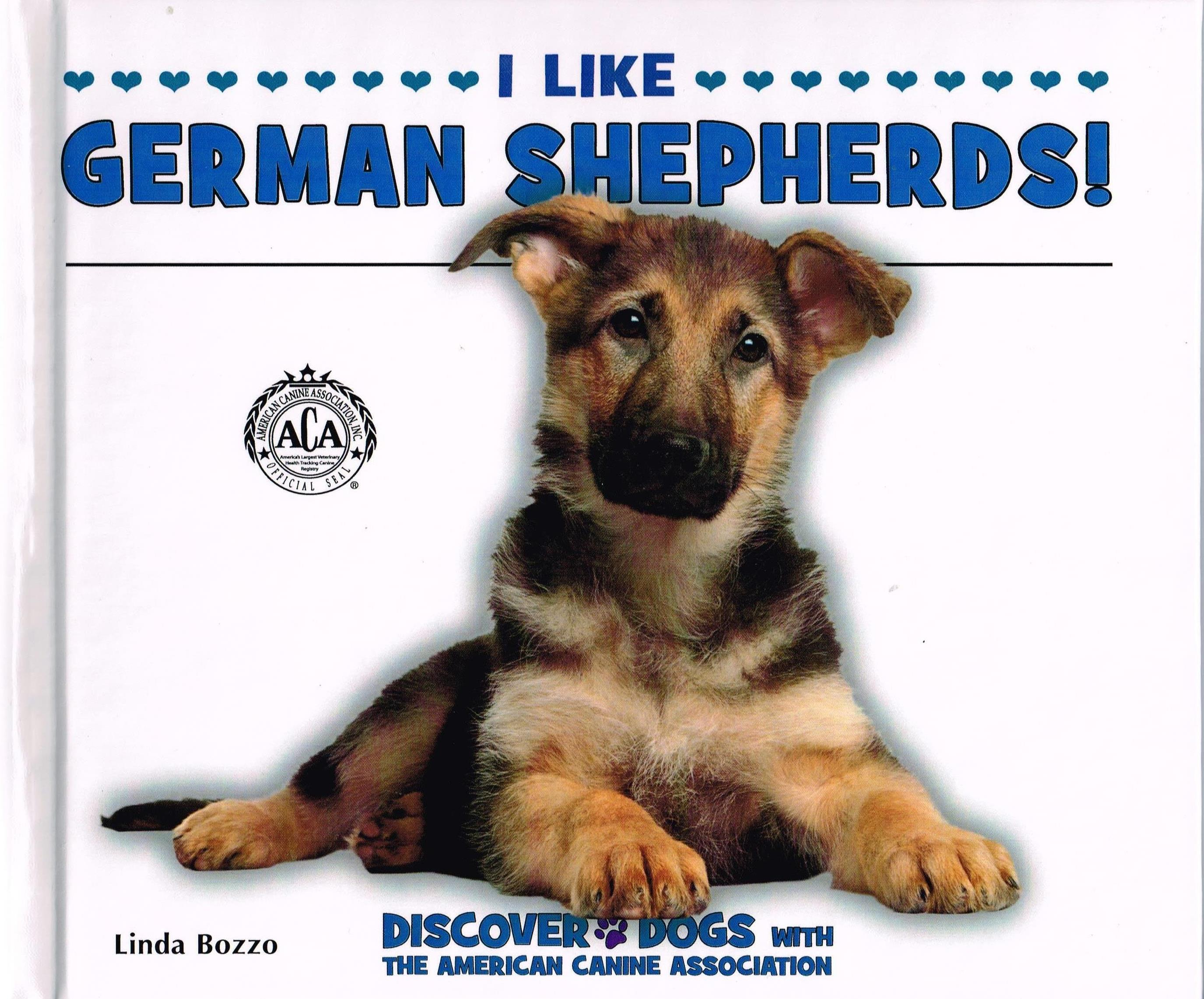 I Like German Shepherds!