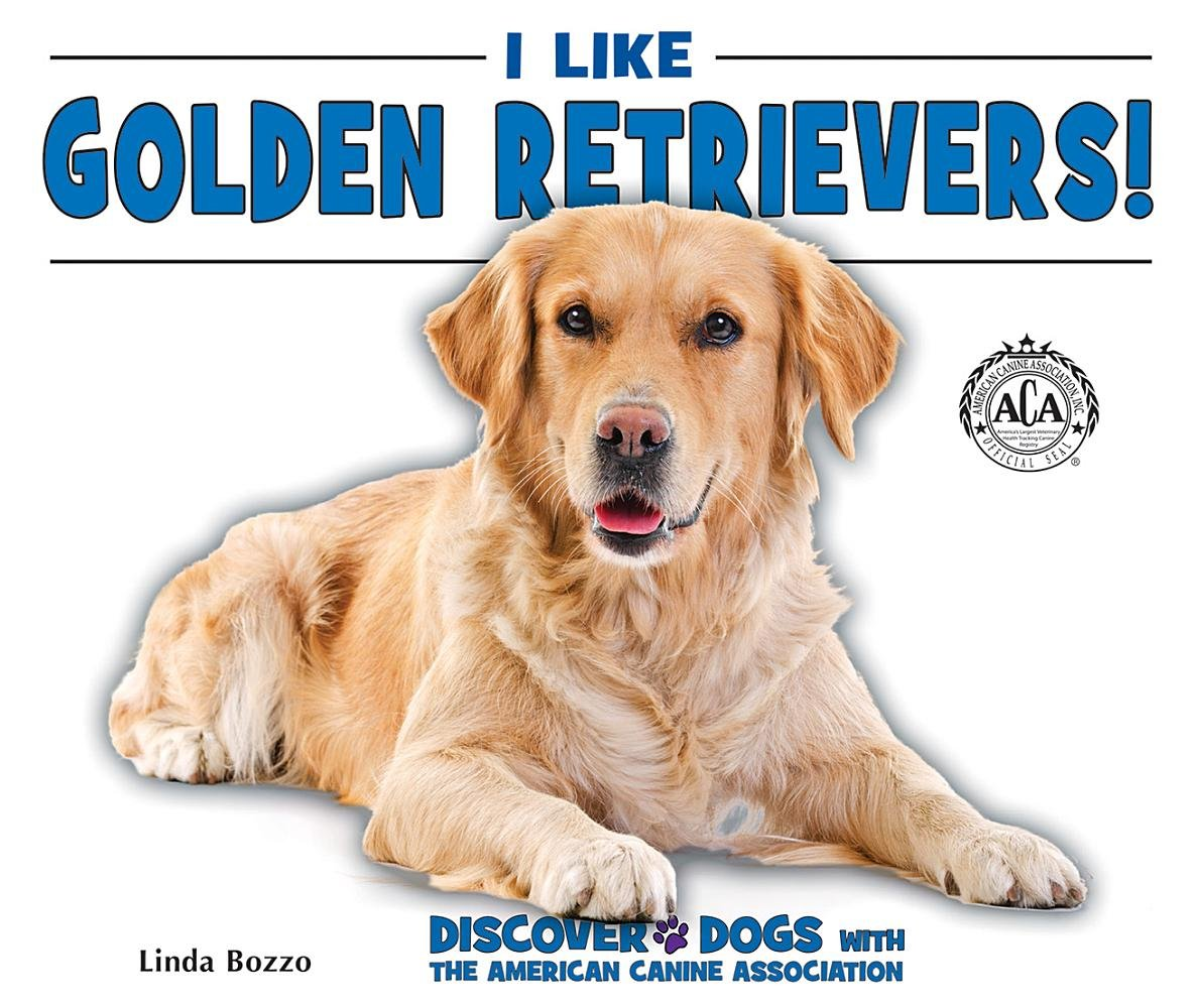 I Like Golden Retrievers!