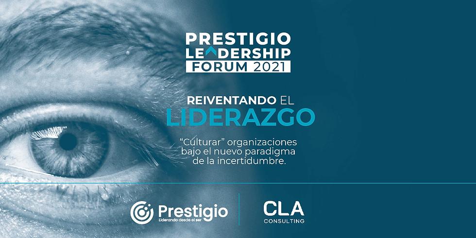 Prestigio Leadership Forum 2021