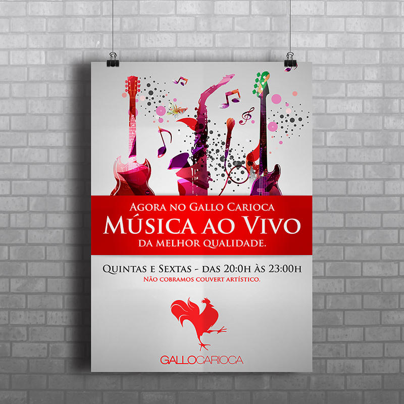 Gallo Carioca Música