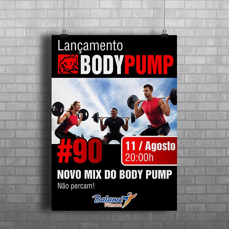 Balance Fitness Body Pump