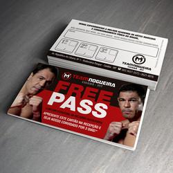 Team Nogueira Free Pass