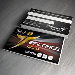 Balance Fitness Cartão Cortesia
