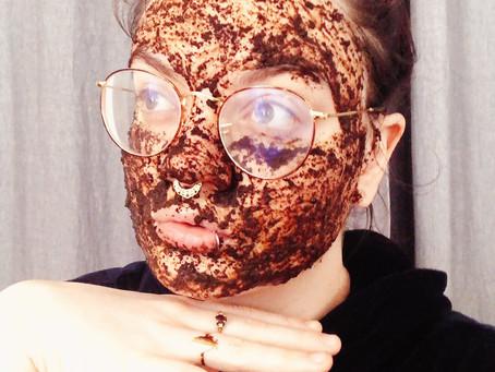 DIY Le masque à la capsule Senseo