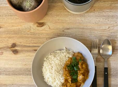 Le Poulet Curry Coco* de Tonton Rayasse