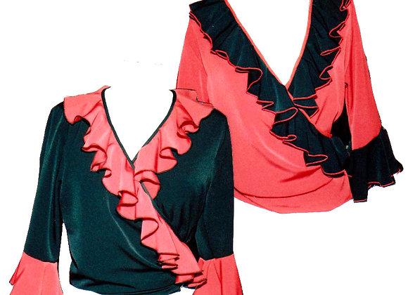 BEATRIZ - cache coeur de Flamenco