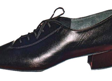 Chaussure de danse latine  homme 8000