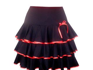 Une jolie jupe dansante pour le printemps !