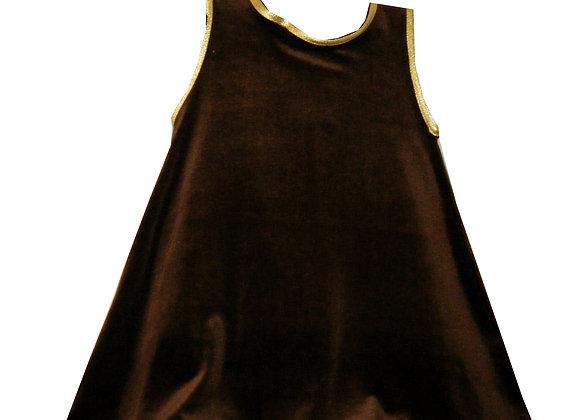 Robe Anna - Robe de danse fillette Made in France