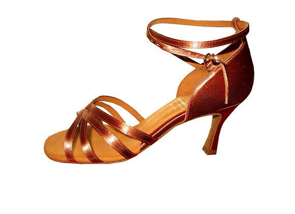 chaussure de danse latine et salsa SAMANTHA