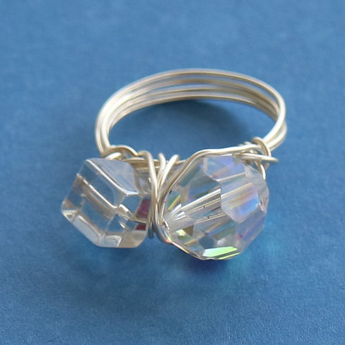 ANILLO CLEAR MENIQUE Nº8