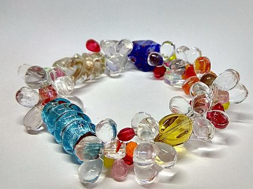 Pulsera Crystal color