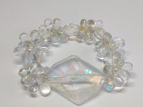 Pulsera Crystal clear