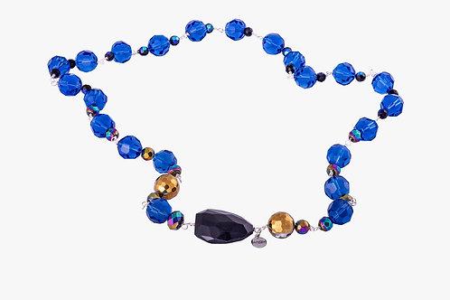 Collar Crystal Clear 01
