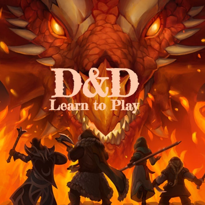 Dungeons and Dragons Learn to Play