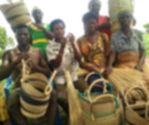 Bolga Basket Weavers