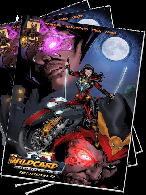 Wildcard Chronicles Rude Awakening #2