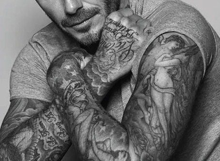 Steamy reads with tatted heroes