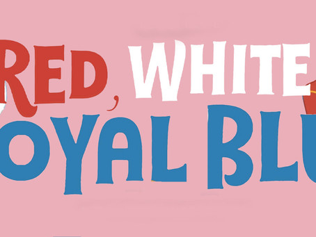 Book Review | Red, White & Royal Blue, Casey McQuiston