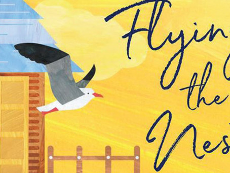 Book Review | Flying The Nest, Rachael Johns