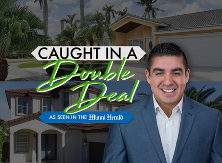 The Double Deal: Staying sane while selling your home and buying your next