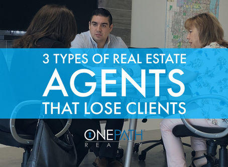 3 types of Real Estate Agents that lose clients (and gain headaches instead)