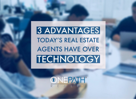 3 advantages today's real estate agents have over technology