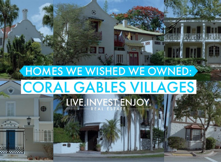 Homes we wished we owned: Coral Gables Villages