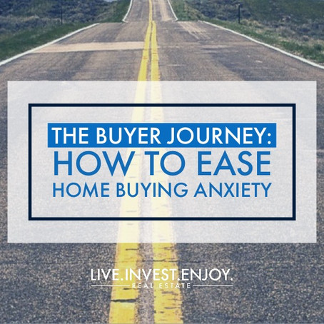 The Buyer Journey: How to ease home buying anxiety