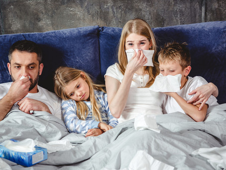 10 simple and effective ways to protect you and your family from the flu